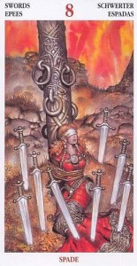 Восьмерка мечей