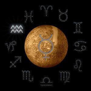 Меркурий в Водолее